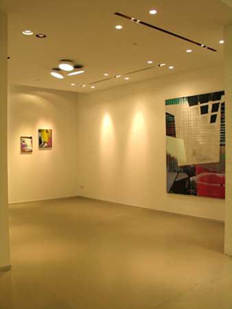 exhibition views- christophe denys