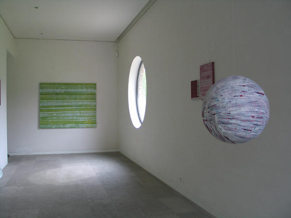 exhibition view- christophe denys